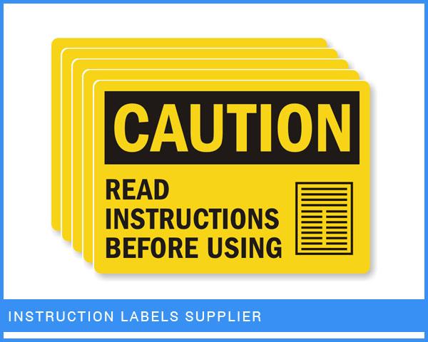 Instruction Labels
