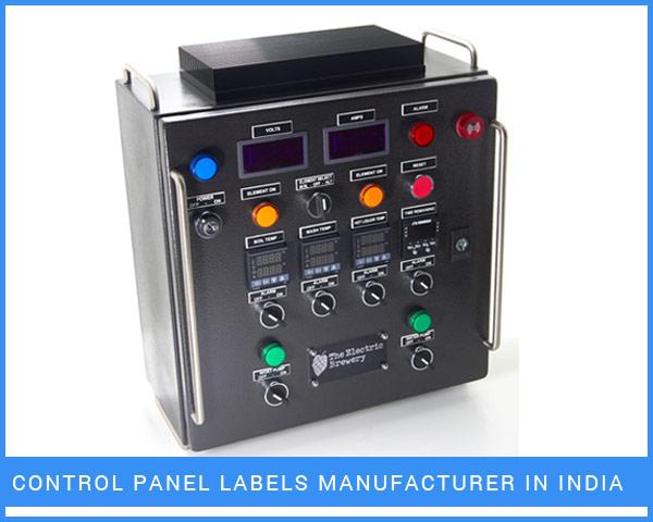 Alluminium Nameplates Exporter in india